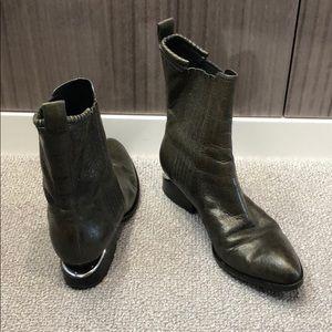 Alexander Wang Boots gray